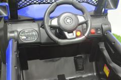 Masinuta electrica4x4 BJF119Aechipatacu scaun TAPITAT