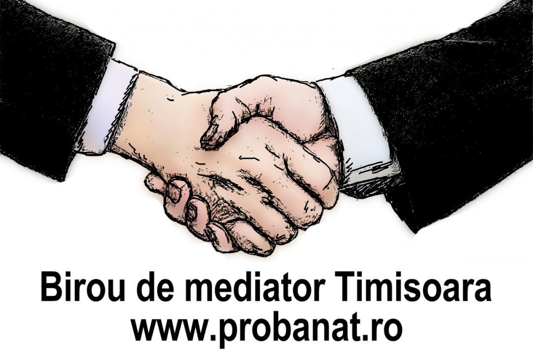 Birou Mediator Timisoara
