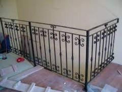 Confectii metalice ( gard , poarta , scai, balustrade etc. )