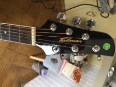 Chitara Electro-Acustica Ibanez TCY-10E-BK, Stare Excelenta