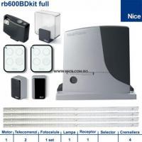 Automatizare porti culisante NICE ROBUS600BDKIT FULL