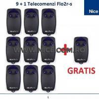 PROMOTIE!!! KIT 10 TELECOMENZI FLO2R-S-10KIT