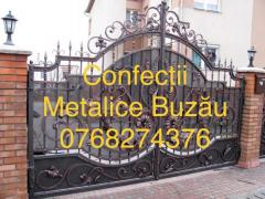 Confectii metalice Buzau