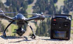 Filmari / fotografieri aeriene cu drona profesionala