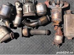 Cumpar catalizatoare auto filtre de particule auto uzate defecte sparte vechi înfundate etc