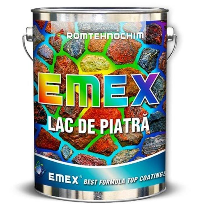 Lac Solventat pentru Piatra EMEX WS