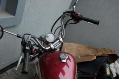 Motocicleta Yamaha Virago