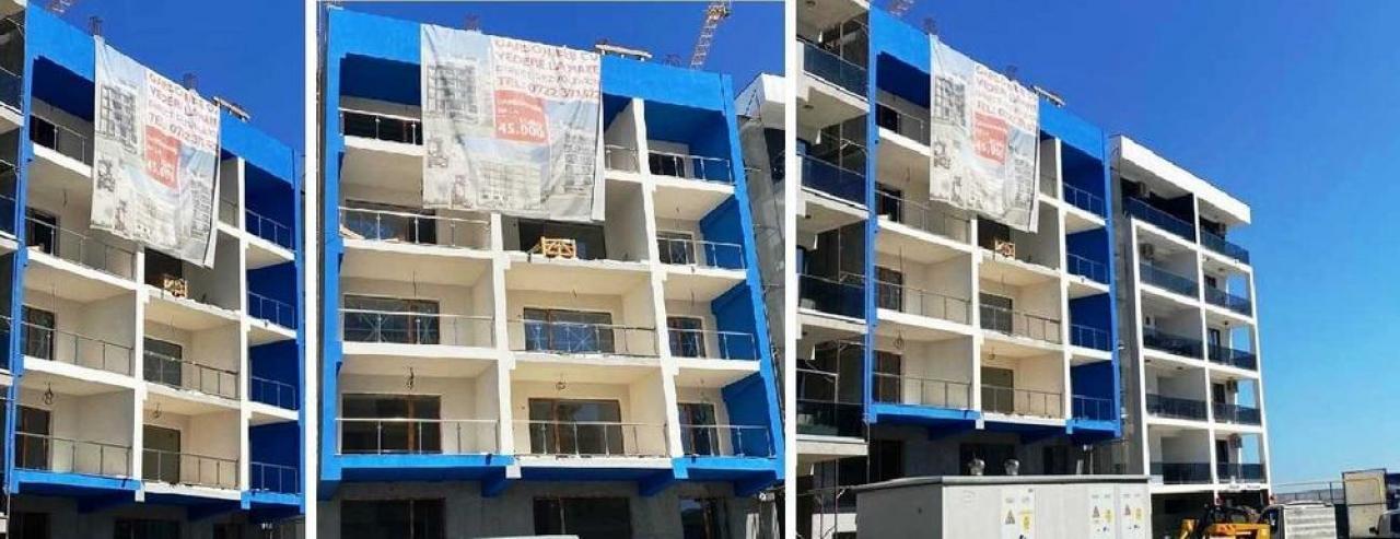 Aparthotel Mamaia-Sat