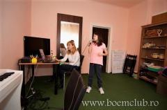 Lectii de muzica pentru toate varstele la Scoala de Muzica Boem Club!