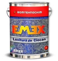 Vopsea Metalizata cu Efect Lovitura de Ciocan EMEX