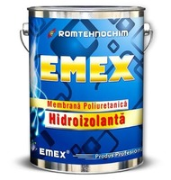 Membrana Poliuretanica Hidroizolanta EMEX