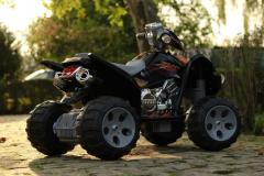 Mini ATV electric pentru copii Kinderauto JS007 2x45W 12V