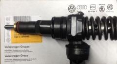 Reparatii Injectoare Audi A4 B7 2.0 TDI motor BPW 140CP