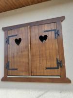 Executie  obloane lemn  pentru ferestre .
