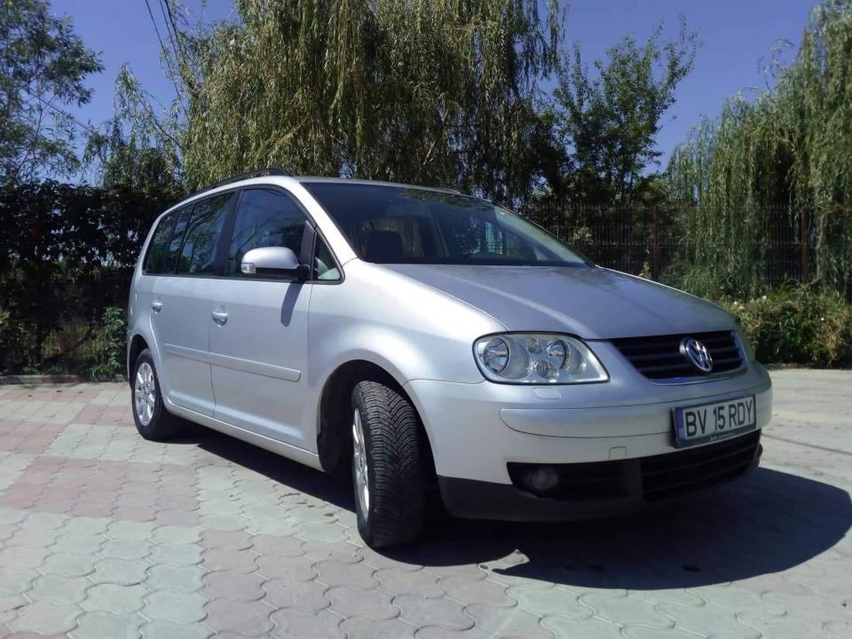 Vand Volkswagen Touran 2004