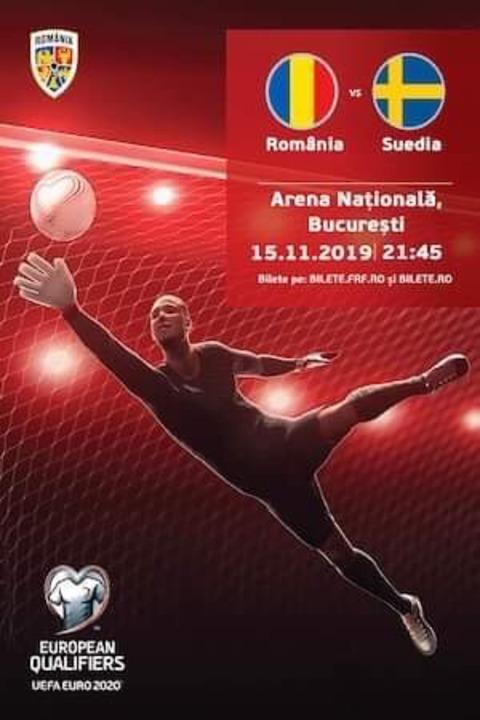 bilete Romanania-suedia