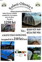 Kit Solar Profi-Otel Zincat KZ 10 ( 10 m lungime x 4 m latime)