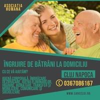 Îngrijim persoane vârstnice în propria locuință!
