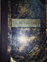 Vie de Voltaire Condorcet , Biblioteque Nationale , Paris 1877