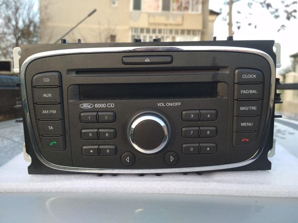 Vand radio CD - Ford Focus Original 2010