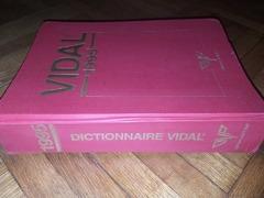 Dictionnaire VIDAL ,1995