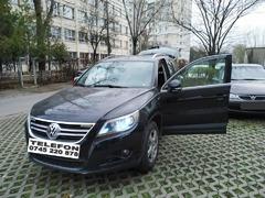 Volkswagen Tiguan, benzina, negru, jante aliaj