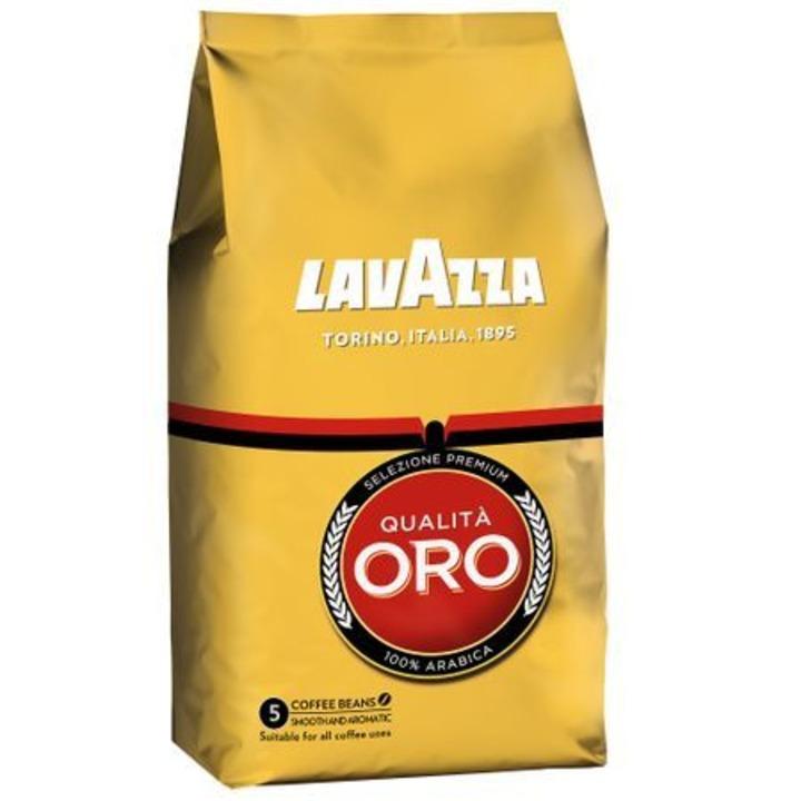 Cafea boabe Lavazza Qualita Oro, 1 kg