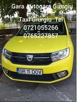 Taxi Giurgiu București Aeroport preț 60 €