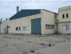 Spatiu industrial si teren de vanzare in Buftea