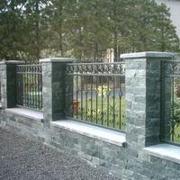 garduri balustrazi copertine scari  metalice si din lemn