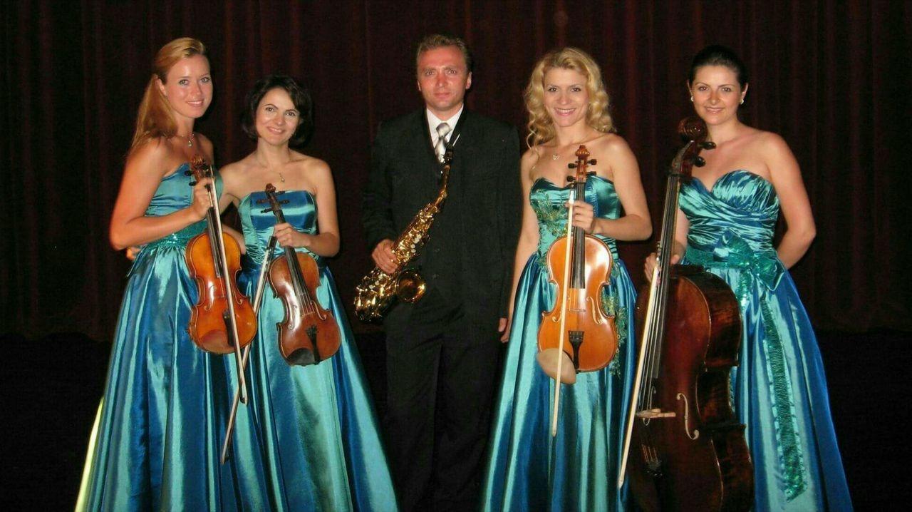 Saxofonist nunti, cafenele, restaurante, evenimente