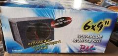 Incinta acustica pentru boxe, cutie sau carcasa pentru difuzor 6