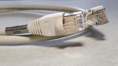 Cablu S/FTP CAT 6 gri 1m