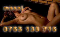 Cel mai  fantezist masaj pentru tine