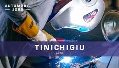 TINICHIGIU, VOPSITOR, PREGATITOR si MECANIC AUTO