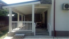 Construim terase din lemn , pergole ,foisoare.