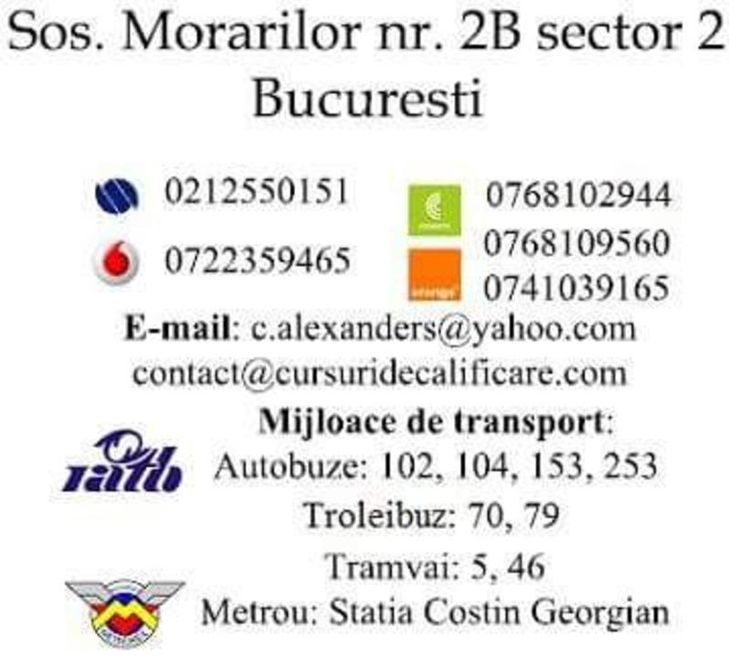 Curs administrator condominii(imobile)