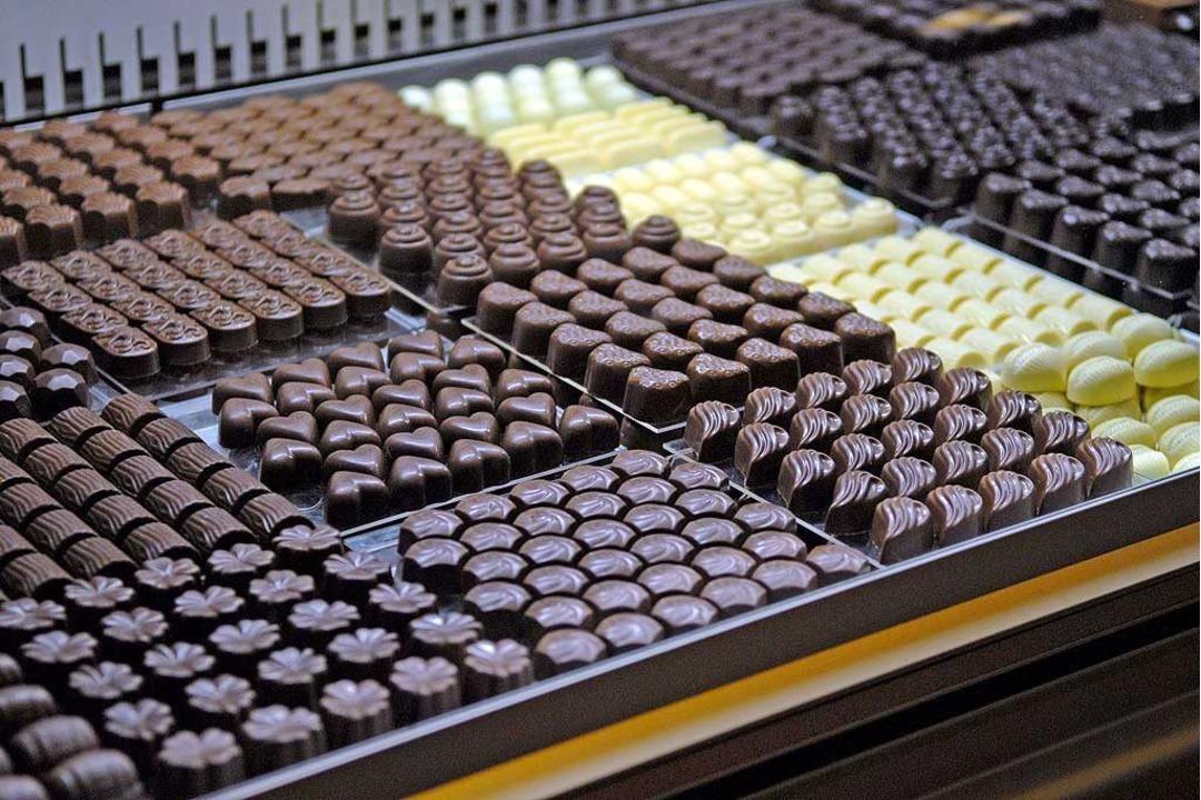 productia de ciocolata germania