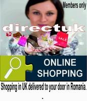 Cumparaturi din Anglia, livrate direct la usa ta, oriunde in Romania!