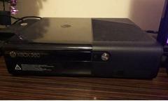 Xbox 360 black 500gb