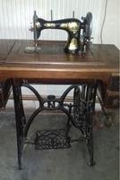 Masina de cusut Seidel & Naumann antica