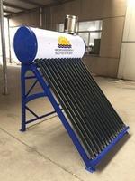 Panou solar apa calda presurizat – integral INOX – 100 L (10 tuburi 58/1800)