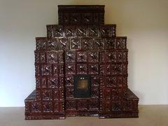 Grătare rustice, sobe teracotă tip șemineu