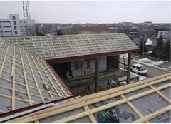 Reparatii constructii acoperis dulgherie