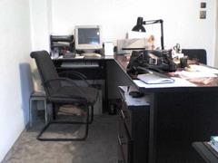 Vand garnitura completa mobilier de birou directorial