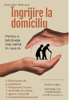Ingrijirea varsnicilor la dimiciliu in Cluj-Napoca
