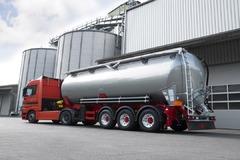 Sofer CE in Germania, siloz, prelată sau cisternă chimică- 2700€ netto