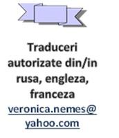 Traducator/ interpret RUSA - ENGLEZA