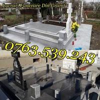 Lucrari Morminte Cavouri Borduri Cimitir Marmura Granit Monumente Funerare Ieftine