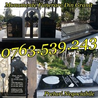 Placari Cavouri Cruci Monumente Funerare Marmura Granit Ieftine
